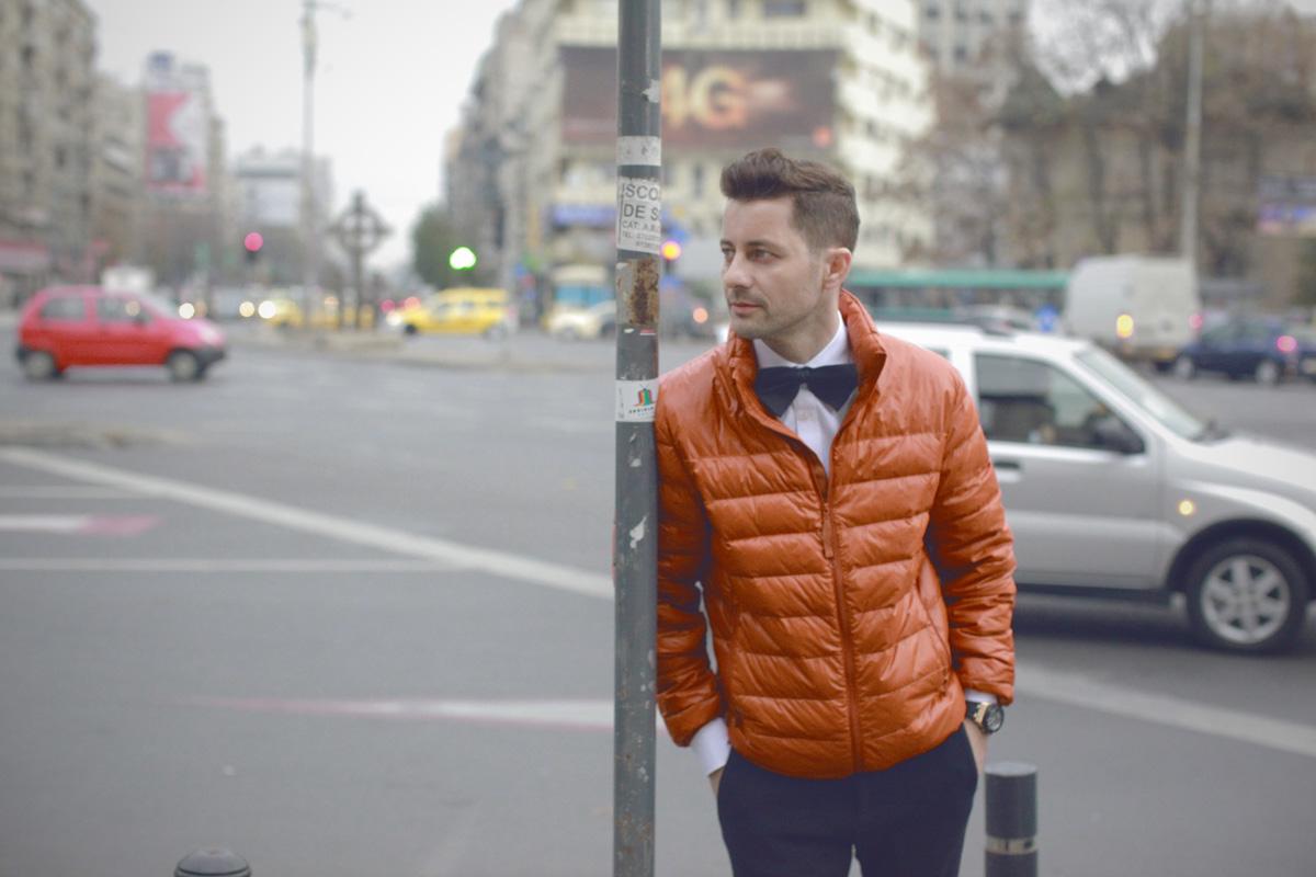 Adrian Sina - Akcent - camasa alba - papion-10