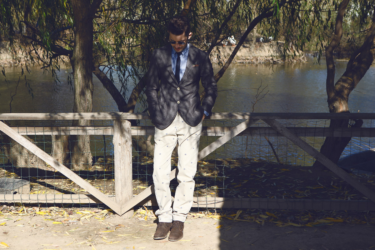 Adrian Sina - Akcent - sacou - Ralph Lauren - 1