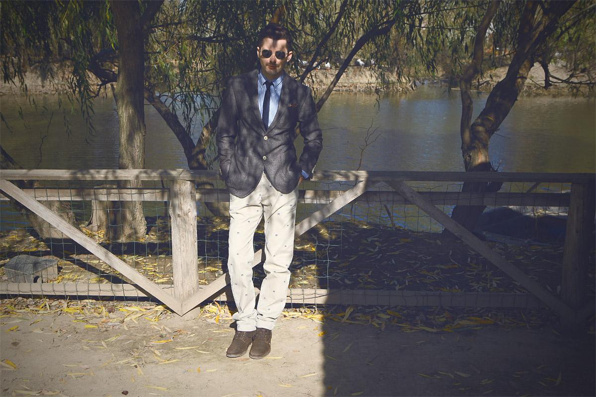 Adrian Sina - Akcent - sacou - Ralph Lauren - 2