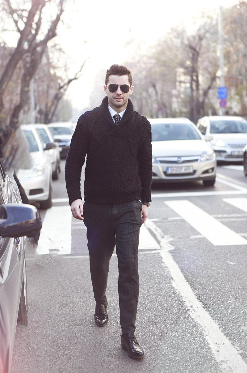 Adrian Sina - tinuta smart - 2