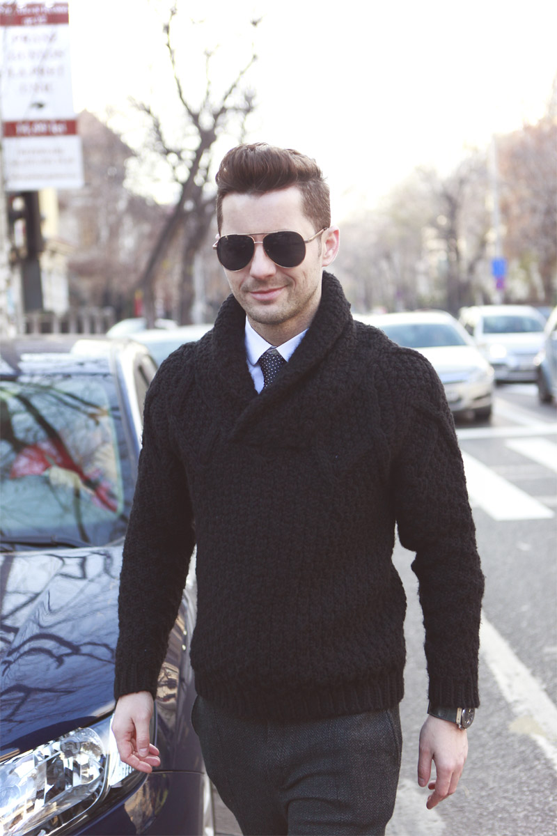 Adrian Sina - tinuta smart - 3